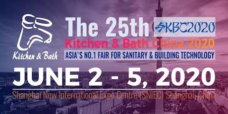 Kitchen and Bath China tickets