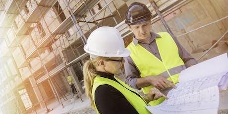 Construction Management Open Evening tickets