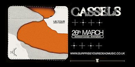 Cassels tickets
