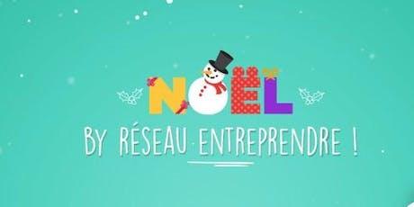 Marché de noel : Réseau Entreprendre 93 vous invite à sa soirée de fin d'année billets