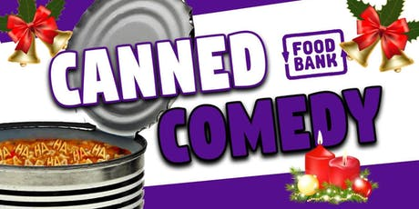 CANNED COMEDY - RED HOT CHRISTMAS tickets