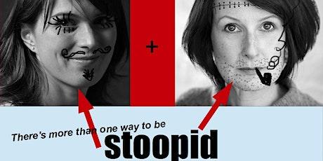 Story Jam: Stoopid tickets