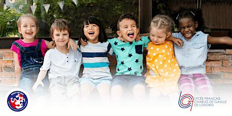 Portes ouvertes/Open Day 2020 - école primaire Wix tickets