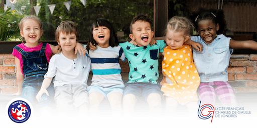 Portes ouvertes/Open Day 2020 - école primaire Wix