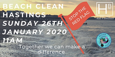 Hastings Beach Clean tickets
