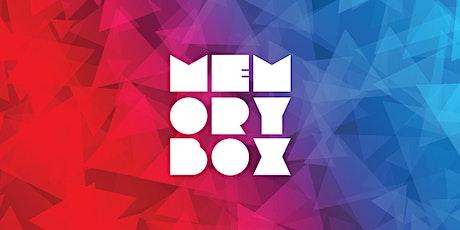 Memory Box @ Corsica Studios tickets