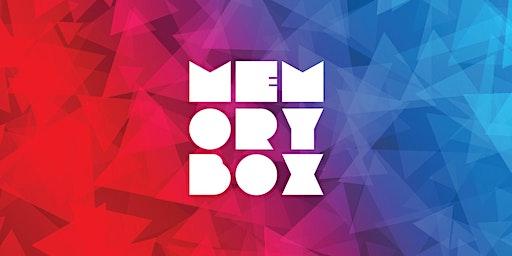 Memory Box @ Corsica Studios