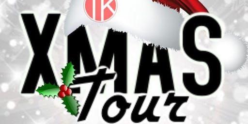 TeenKix Christmas Tour - Edenderry.