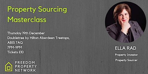 Property Sourcing Masterclass  - Aberdeen