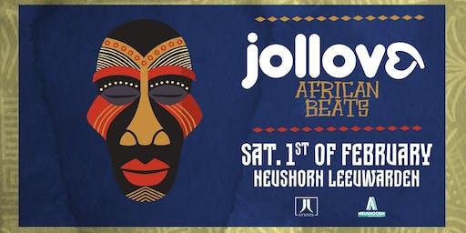Jollove   African Beats - Leeuwarden