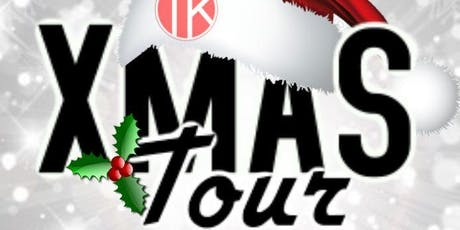 TeenKix Christmas Tour - Mullingar. tickets