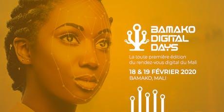 Bamako Digital Days tickets