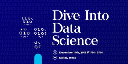 Dive Into Data Science