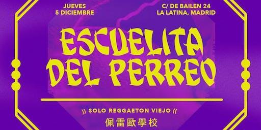 | Escuelita del Perreo | Solo Reggaeton Viejo |