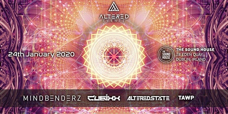 Altered Events Pres. Mindbenderz & Cubixx tickets
