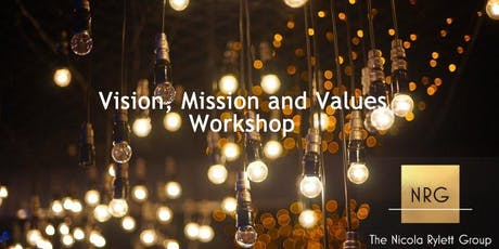 Vision Mission and Values Workshop tickets