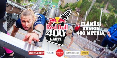 Red Bull 400 - Lahti 2020 tickets