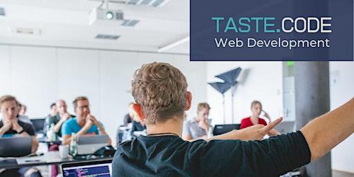 TASTE CODE - Web Development