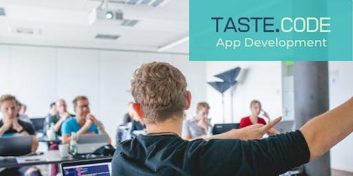 TASTE CODE - App Development