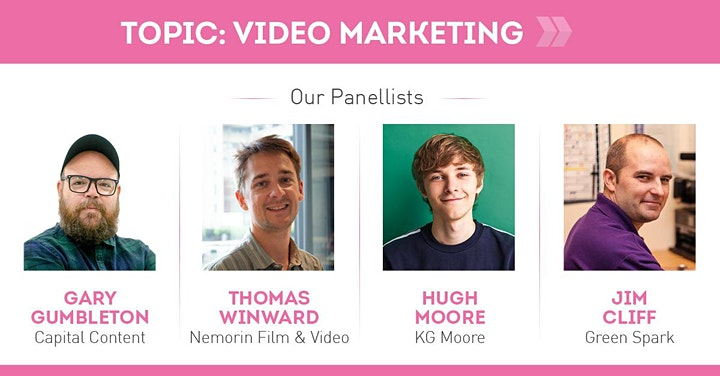 6:Video Content 101-The Marketing Meetup Colchester image
