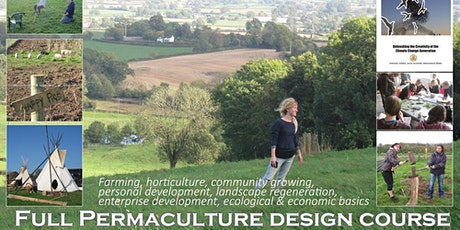 Full Permaculture Design Course tickets