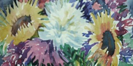 1 Day: Bouquets In Watercolor with Jan Ross tickets