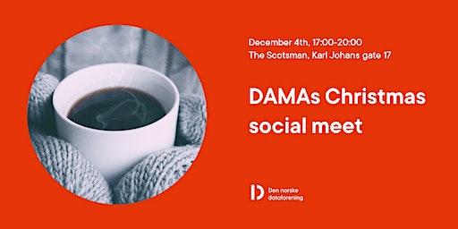 DND DAMAs Christmas Social Meet