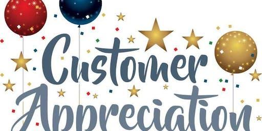2020 Customer Appreciation Event
