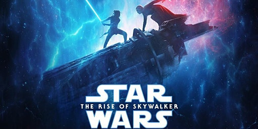 FSS private showing for: Star Wars Episode 9 The Rise of Skywalker