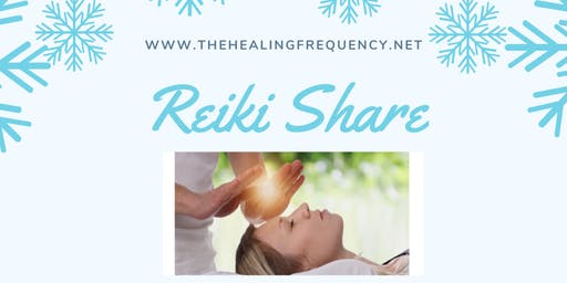 REIKI SHARE-Open to All