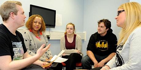 Cardiff University, Mental Health Nursing Offer Holder event tickets
