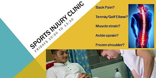Moulton Sports Injury  Clinic