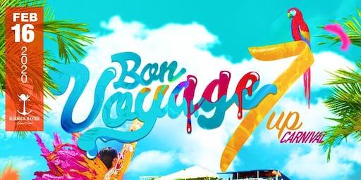 BON VOYAGE 7UP Carnival Cooler Cruise
