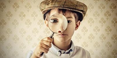 Saturday Science Club Oxford - Nursery Rhyme Crimes (age 5-9)