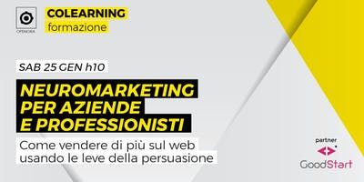 Neuromarketing per aziende e professionisti