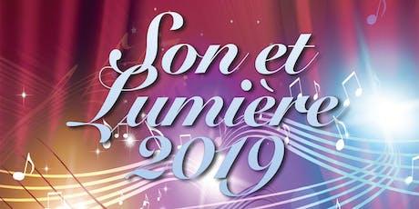 Son et Lumière 2019 biglietti