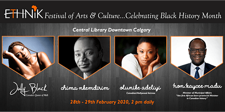 Ethnik Festival of Arts and Culture...Celebrating Black History Month tickets