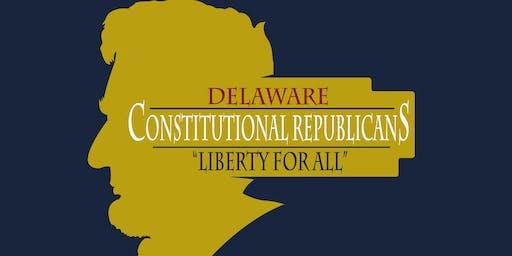 DE Constitutional Republicans Meet in Sussex