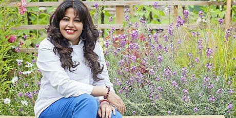 Romy Gill's Indian Vegan Cookery Demo tickets