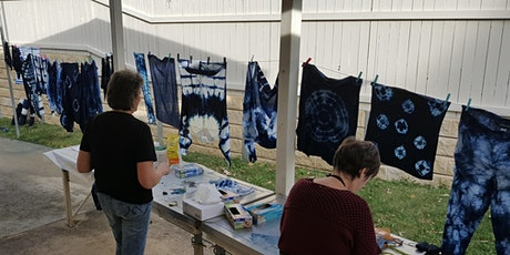 Shibori & Indigo Dyeing with Kym Textor tickets