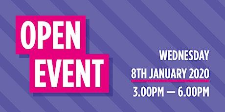 University Centre Rotherham Open Event tickets