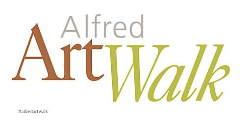 Alfred Art Walk