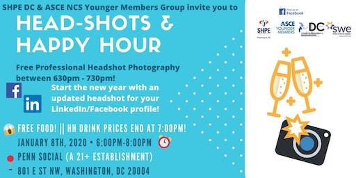 Headshots & Happy Hour