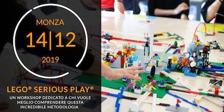 LEGO® SERIOUS PLAY® ... come funziona? biglietti