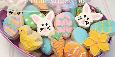 Easter Sugar Cookies at Fran's Cake and Candy Supplies