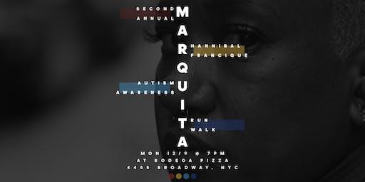 2nd Annual Marquita Hannibal-Francique Autism Awareness Run/Walk