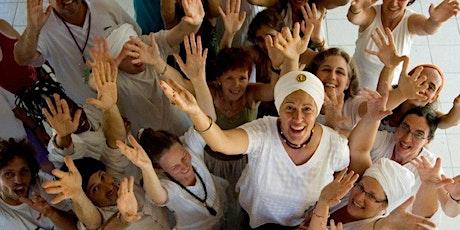 Seminario Intensivo de Kundalini Yoga: Sonido y Mantra entradas
