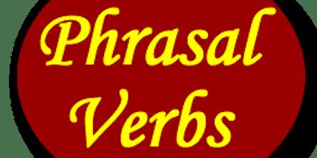 Phrasal Verbs Workshop biglietti