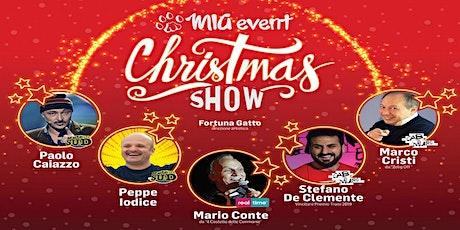 Mia Event Christmas Show biglietti
