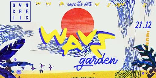 SYNCRETIC - WAVE GARDEN